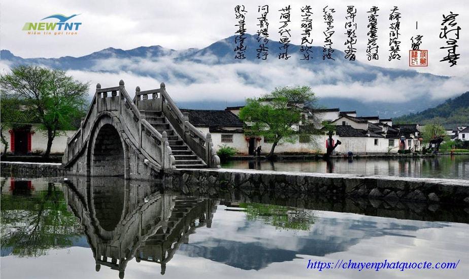 Chuyển Phát Nhanh đi An Huy Trung Quốc Uy Tín