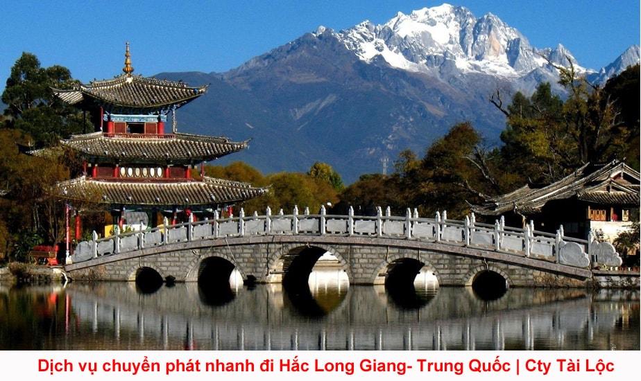 Chuyển Phát Nhanh đi Hắc Long Giang Trung Quốc