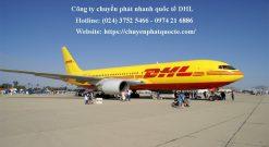 Dịch Vụ Chuyển Phát Nhanh Quốc Tế DHL