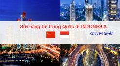 Dịch Vụ Chuyển Hàng Chuyên Tuyến Trung Quốc - Indonesia
