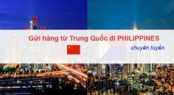 Dịch Vụ Chuyển Hàng Chuyên Tuyến Trung Quốc - Philippines
